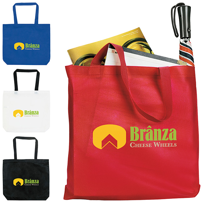 Convention Air-Tote Bag - 1 Colour Imprint