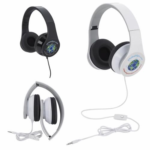 Modern Headphones - Full Colour Imprint