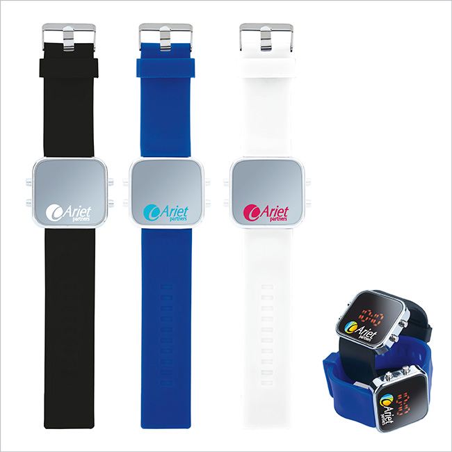 LED Watch - 1 Colour Imprint