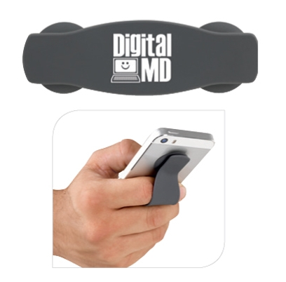 Suction Cup Phone Holder & Stand - 1 Colour Imprint