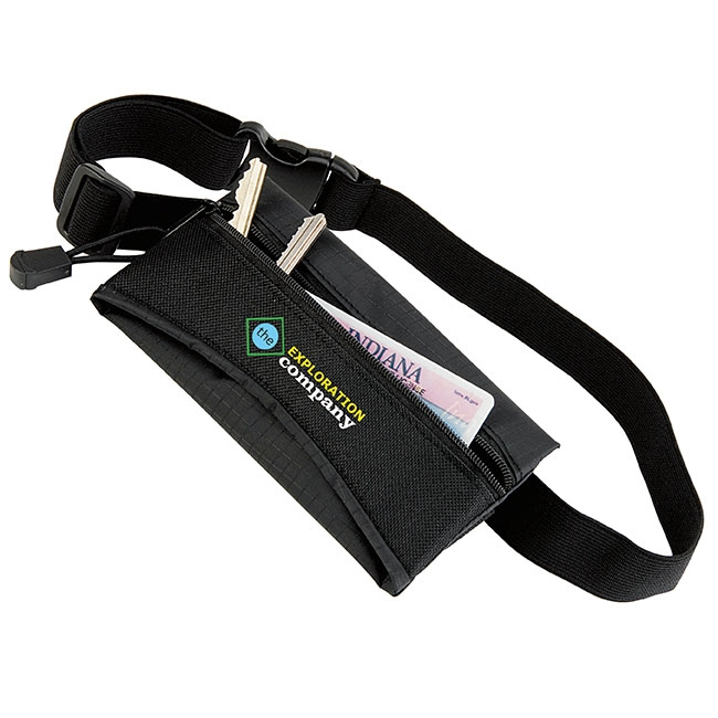 Fitness Belt Pouch - 1 Colour Imprint
