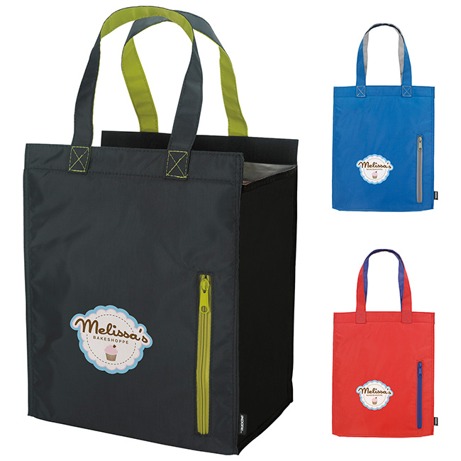 Koozie City Tote Kooler - 1 Colour Imprint