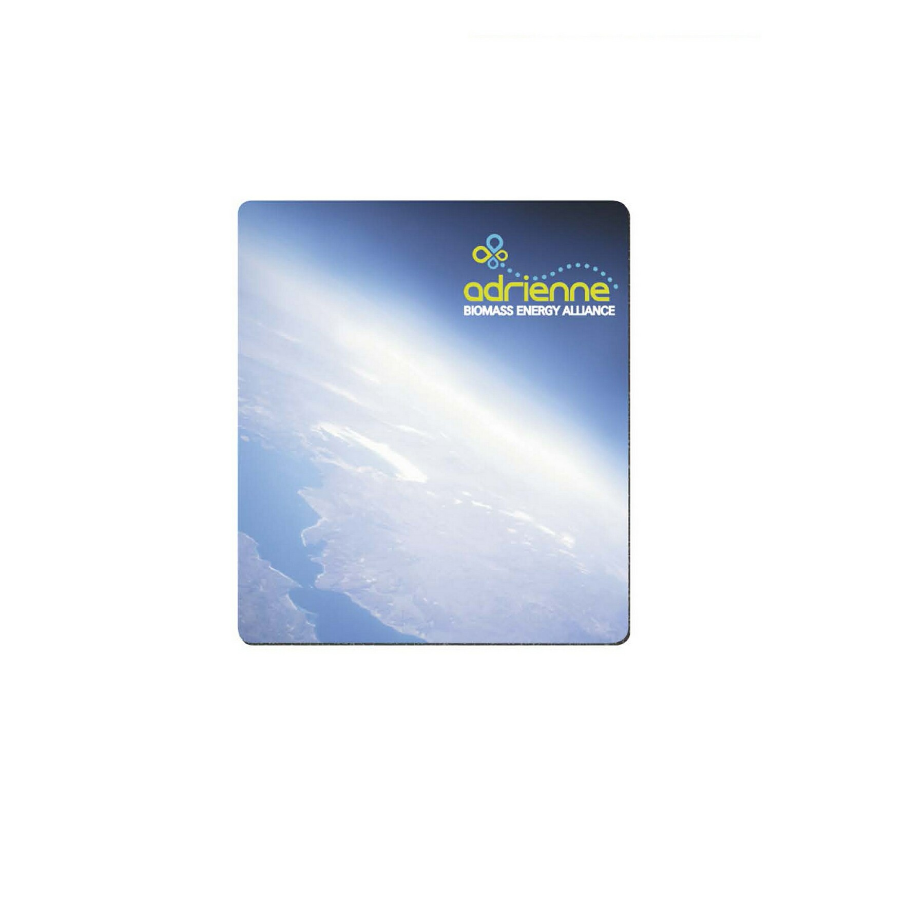 BIC Rectangle Firm Surface Mouse Pad (7 1/2