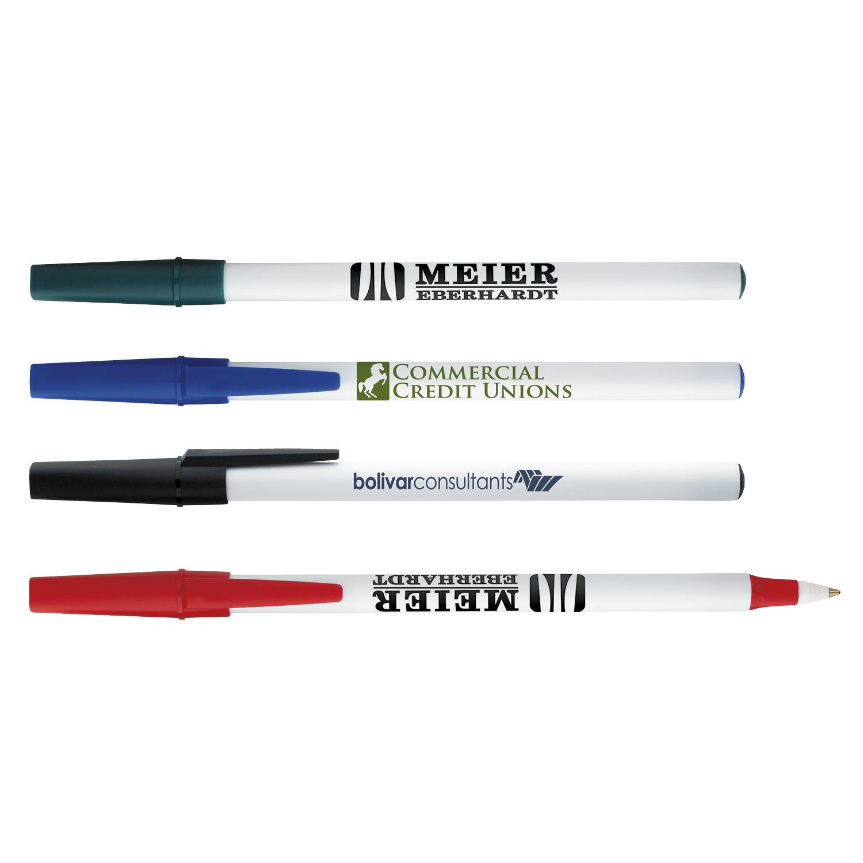 Promo Stick Pen - 1 Colour Imprint