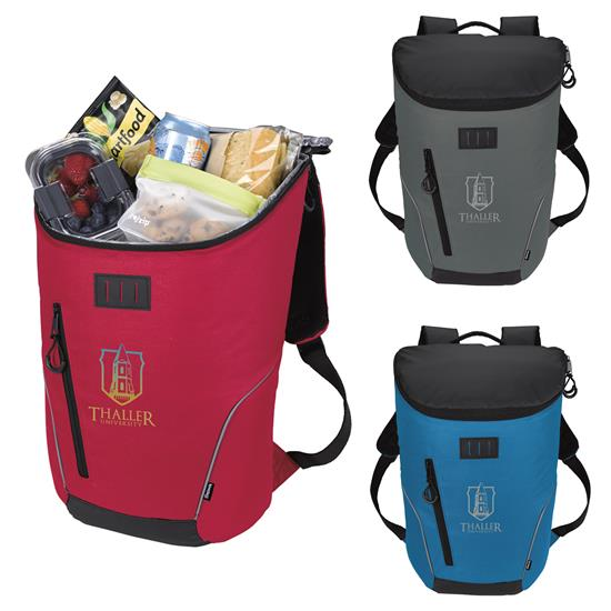 Koozie Rogue Kooler Backpack, #16127, 1 Colour Imprint