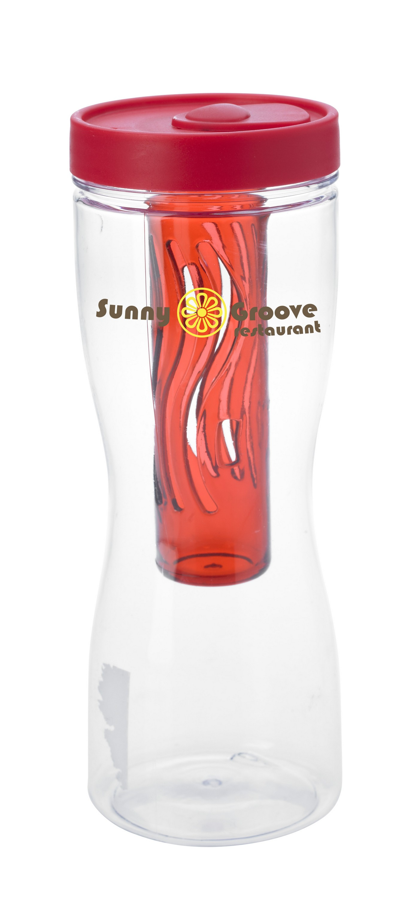 21 Oz. Fruitilicious Infusion Tumbler - 1 Colour Imprint