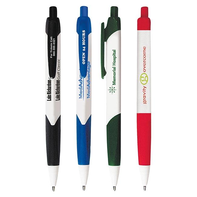 Tri-Grip Pen - 1 Colour Imprint, #55154