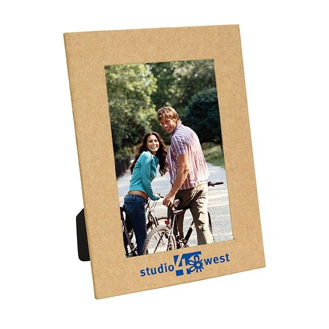 Paper Picture Frame - 1 Colour Imprint