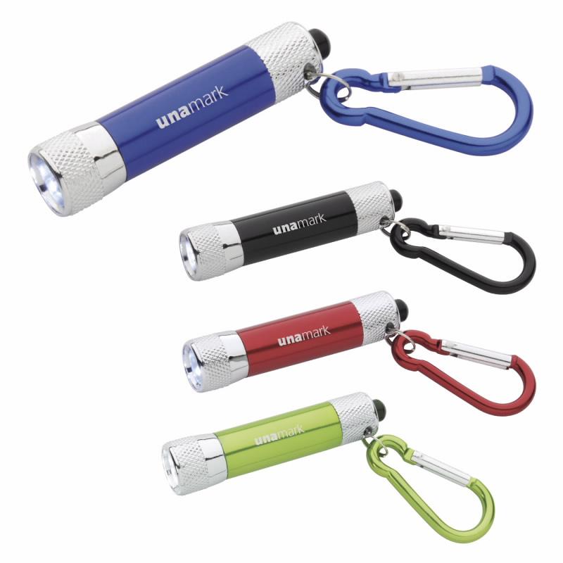 GoodValue Keylight w/Carabiner, #21108, Laser Engraved