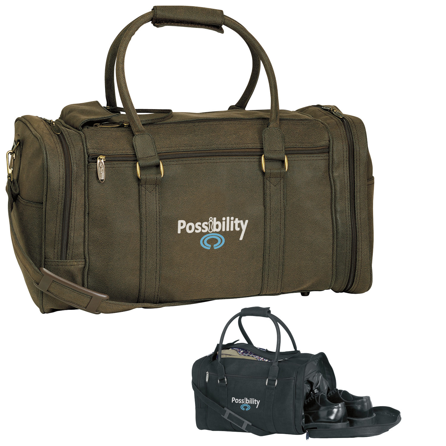 Kodiak Duffle Bag - 1 Colour Imprint