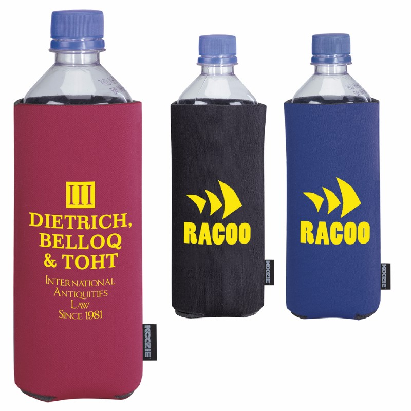 Koozie Basic Collapsible Bottle Kooler - 1 Colour Imprint, #45069