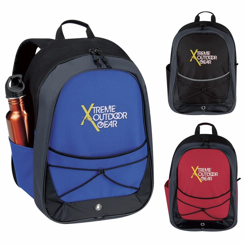 Atchison Tri-Tone Sport Backpack - 1 Colour Imprint