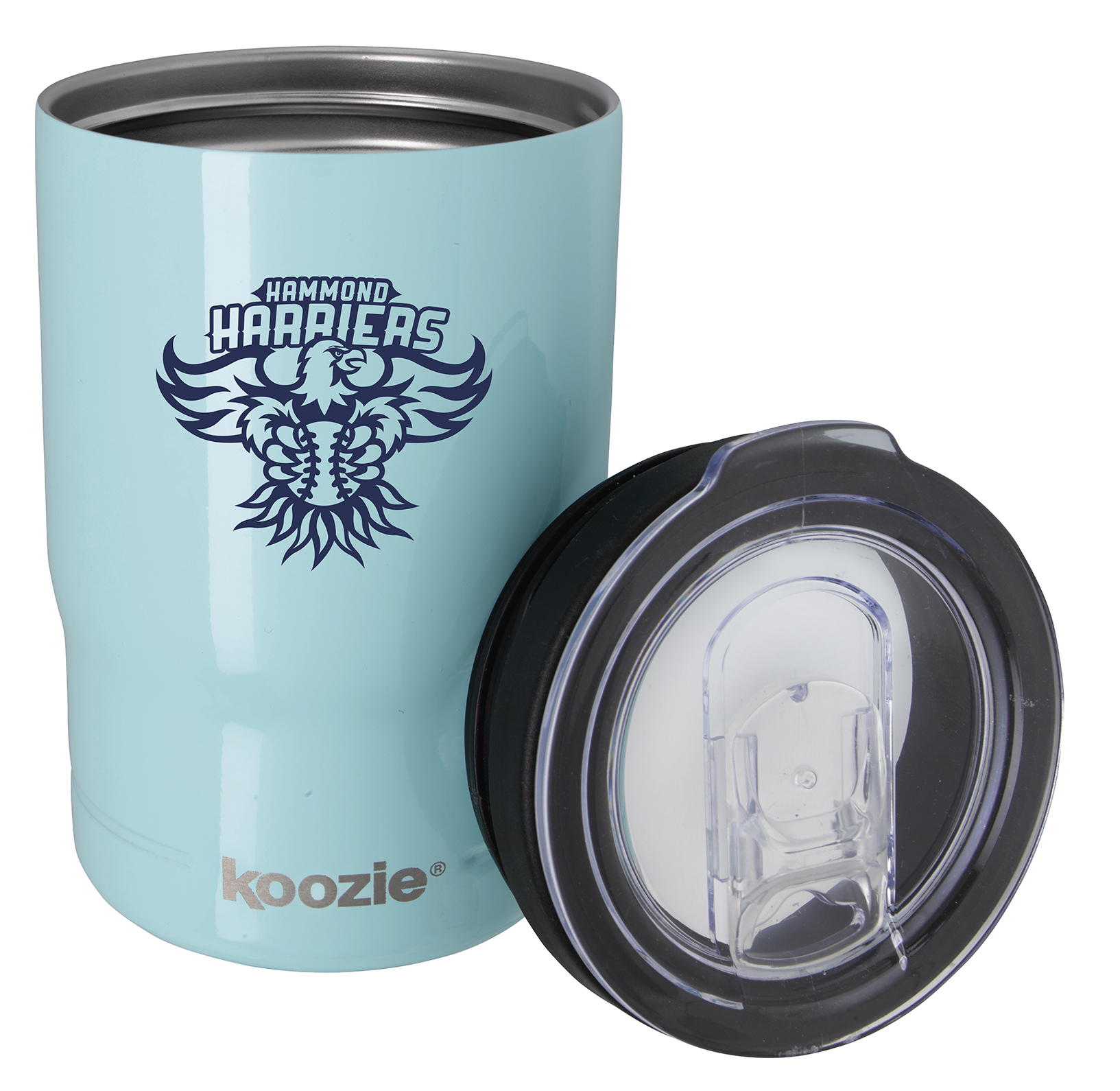 11 Oz. Koozie Tripple Vacuum Tumbler, #46173, 1 Colour Imprint