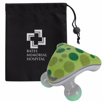 HoMedics Ribbit Massager - 1 Colour Imprint