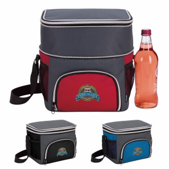 Koozie Expandable Lunch Kooler - 1 Colour Imprint
