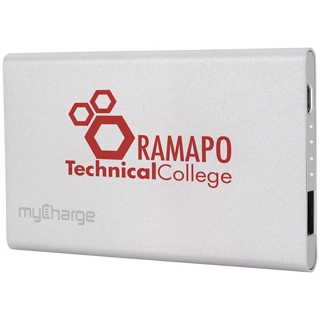 myCharge Razor Plus Charger - 1 Colour Imprint