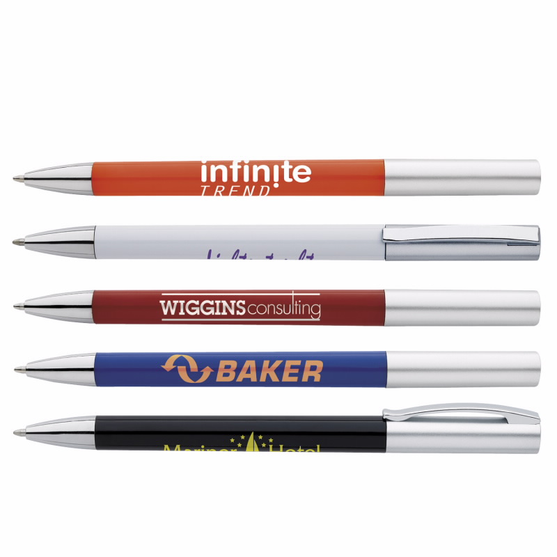 Snazzy Pen - 1 Colour Imprint