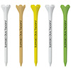 Driver Pak Golf Tees - 1 Colour Imprint