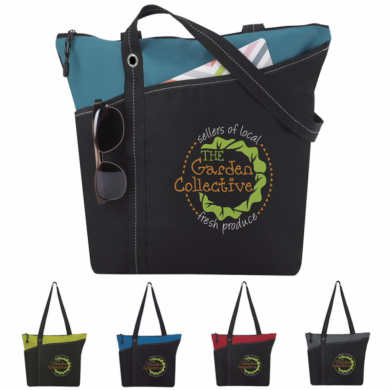 Atchison Annie Tote Bag - 1 Colour Imprint