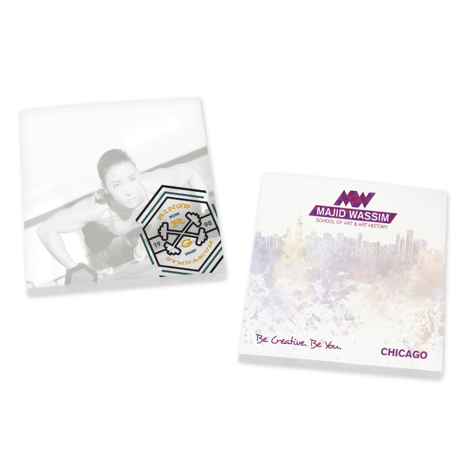 BIC Adhesive 50 Sheet Notepad (3