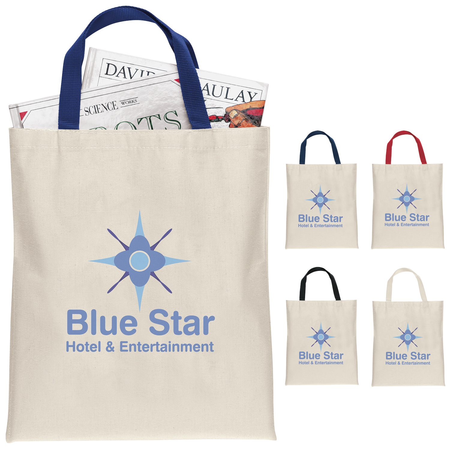 Bargain Bag - 1 Colour Imprint