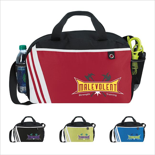Atchison Winners Take All Duffel Bag - 1 Colour Imprint
