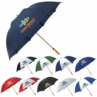 Peerless Umbrella The Mullins, #26153, 1 Colour Imprint