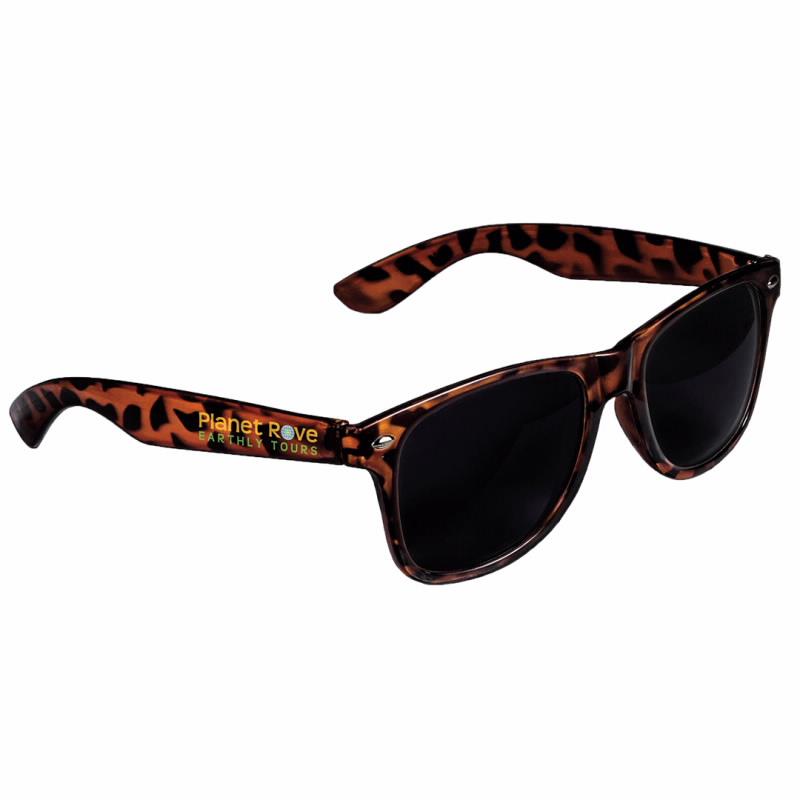 GoodValue Cool Vibes Dark Lenses Sunglasses, #26084, 1 Colour Imprint