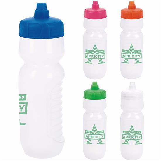 24 Oz. Athletes Bottle w/ Sure Shot Lid - 1 Colour Imprint