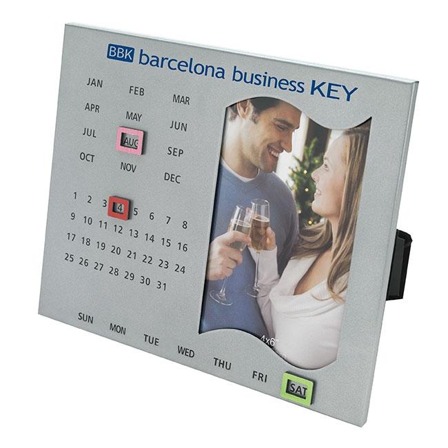 Perpetual Calendar Frame (4