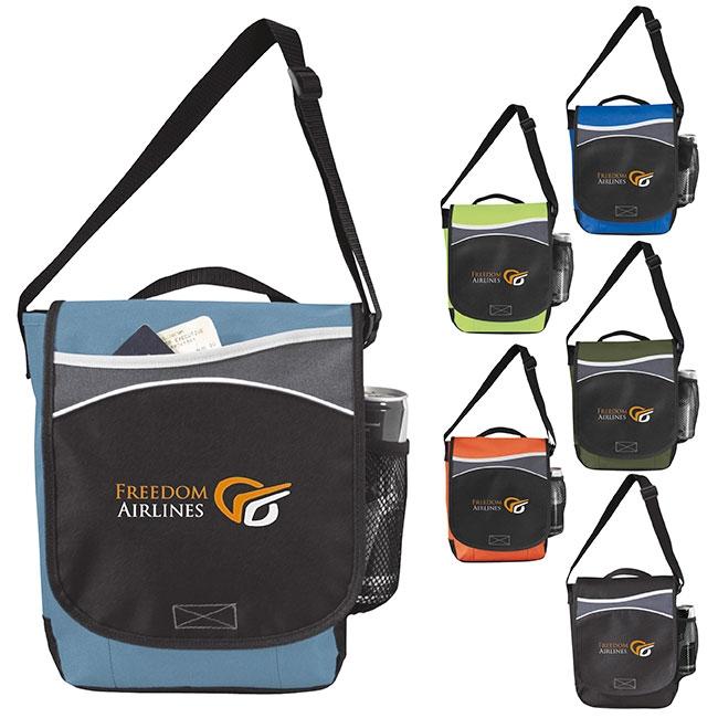 Atchison Route 66 Carry All Bag - 1 Colour Imprint