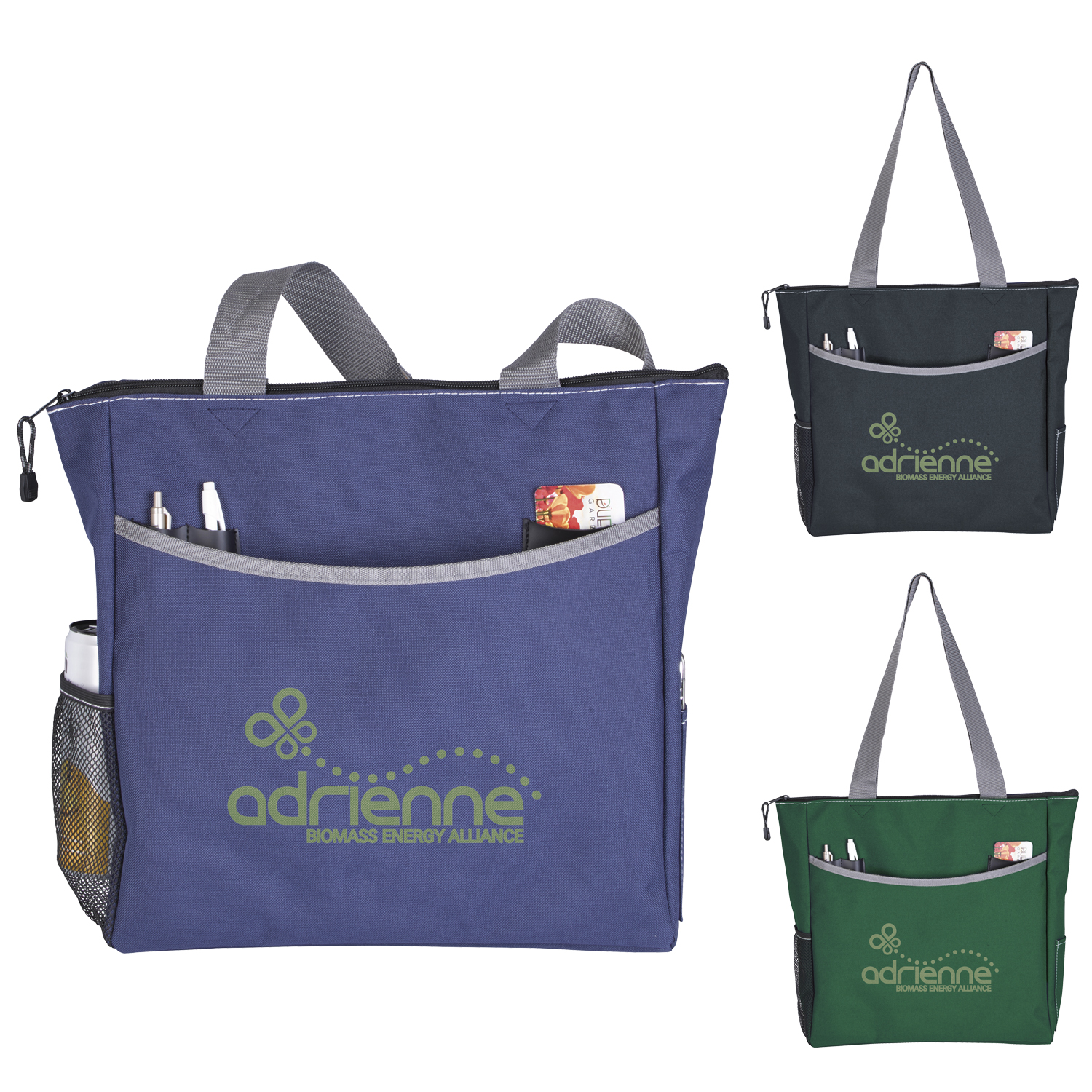Atchison TranSport It Eco Tote Bag - 1 Colour Imprint