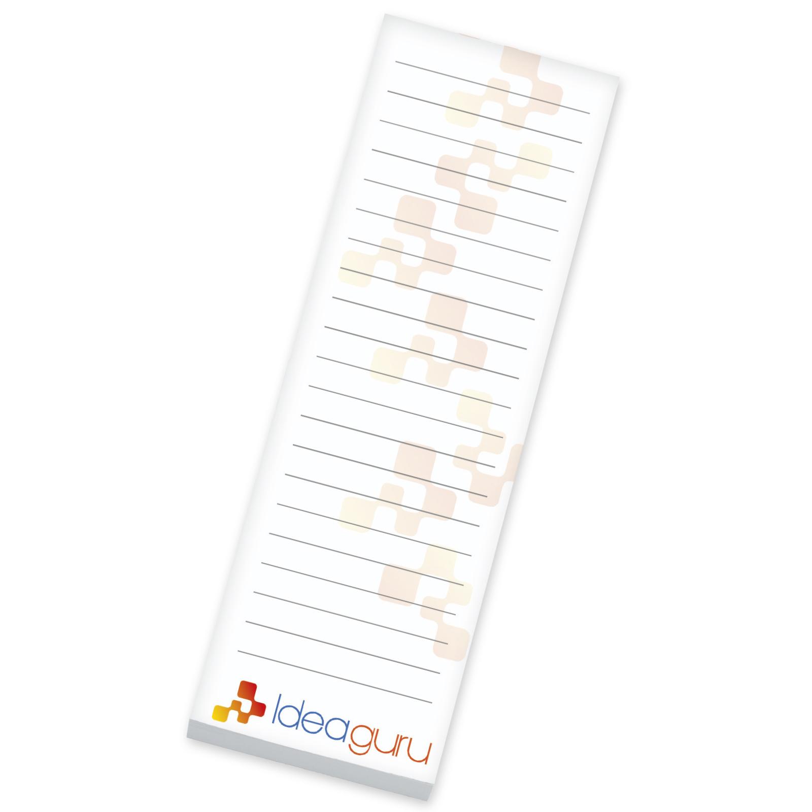 BIC 50 Sheet Non-Adhesive Scratch Pad (3