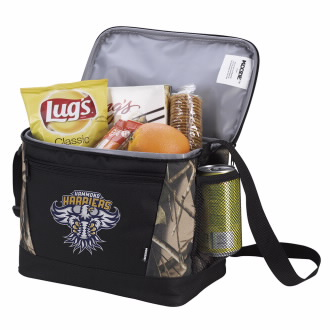 Koozie Camouflage Lunch Cooler - 1 Colour Imprint