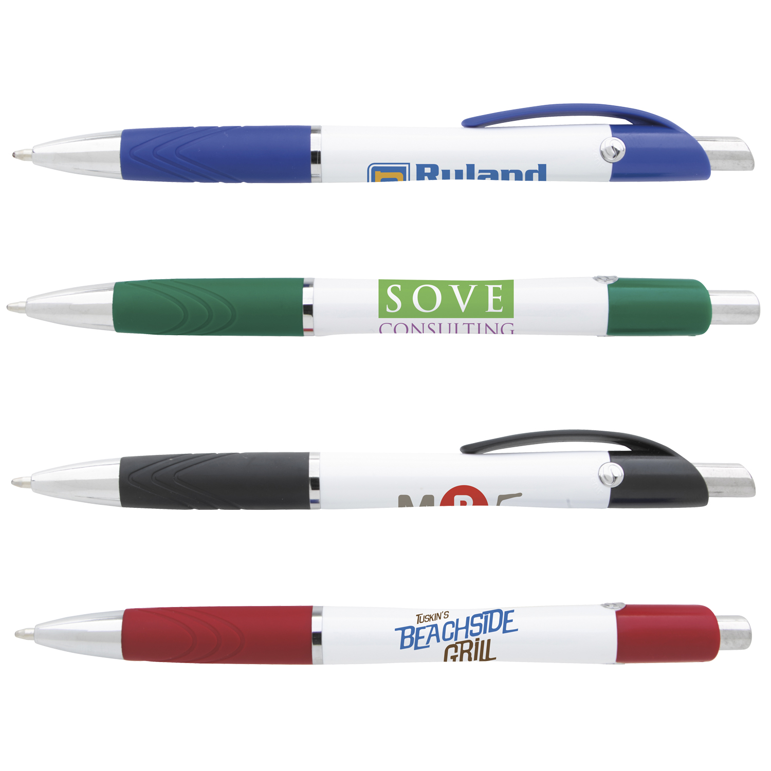 BIC Emblem Pen, #EMBW, 1 Colour Imprint