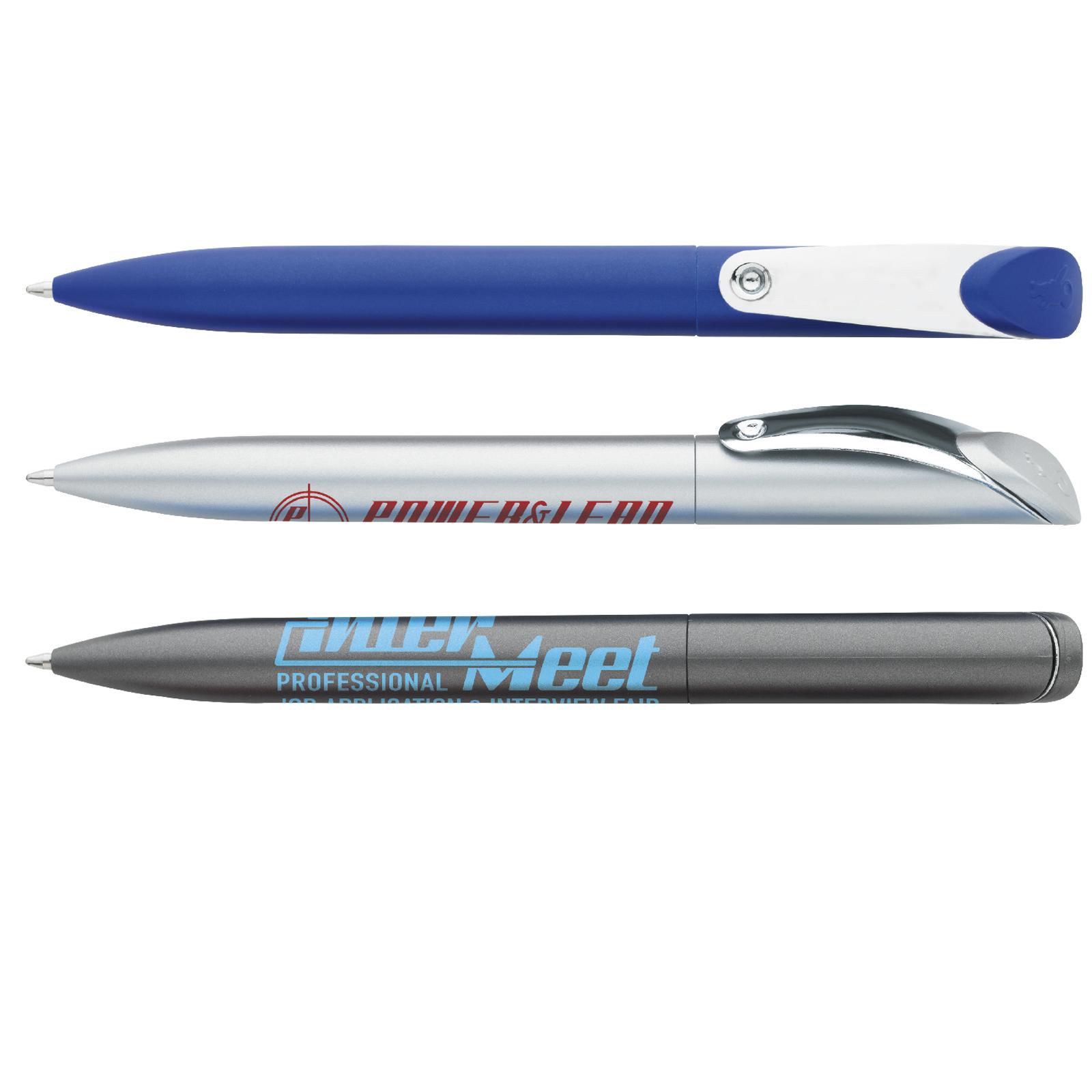 BIC Journey Matte Pen, #JRNYM, 1 Colour Imprint