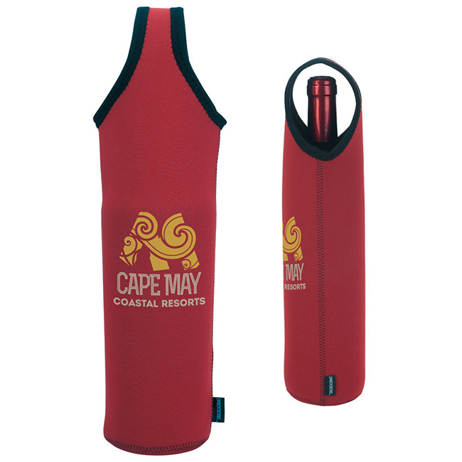 Koozie Wine Bottle Kooler - 1 Colour Imprint, #46056
