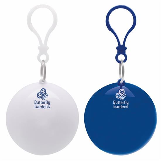 Poncho Ball - 1 Colour Imprint