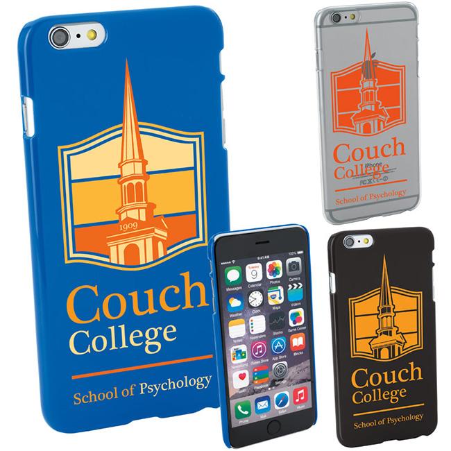Phone Hard Case6 Plus - 1 Colour Imprint