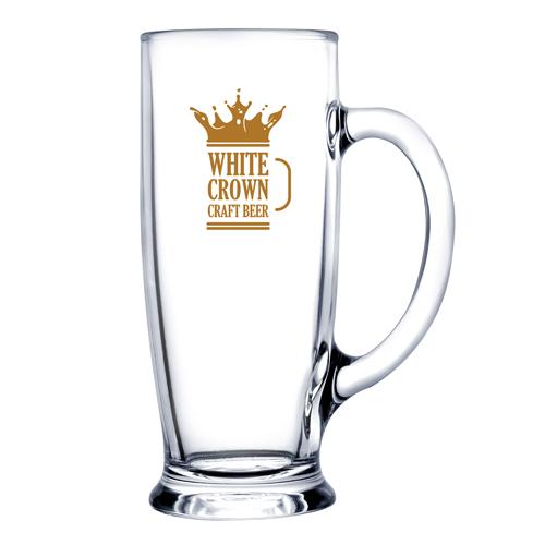 18 Oz. Pilsner Beer Mug (Etch)