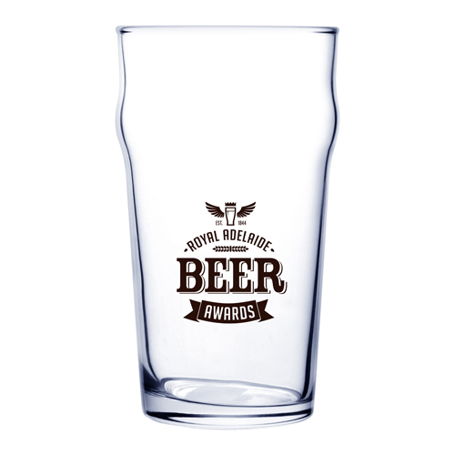 20 Oz. Pilsner Selection Pub Glass (Etch)