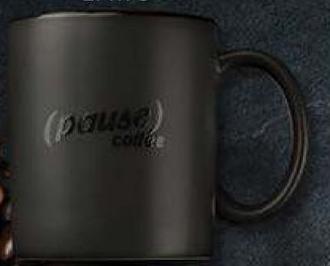 The Espresso Coffee Cup
