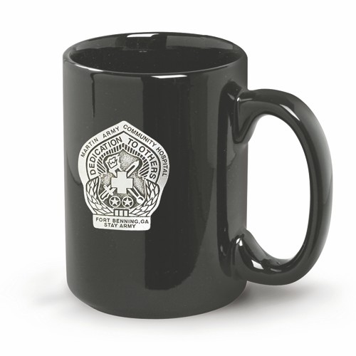 14 Oz. Jumbo Ceramic Mug (Etch)