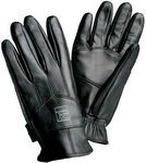 Custom Solid Genuine Leather Driving Gloves