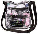 Custom Clear Cross Body Bag