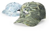 Casual Structured Performance Camo Cap
