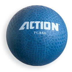 8.5 Official Rubber Playground Ball