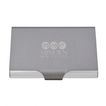 Aluminum Business Card Case