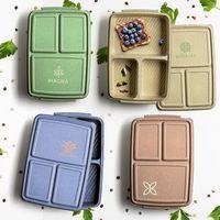 Wheat Lunch Box
