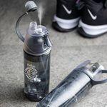 20 Oz. Water Bottle W/Mister